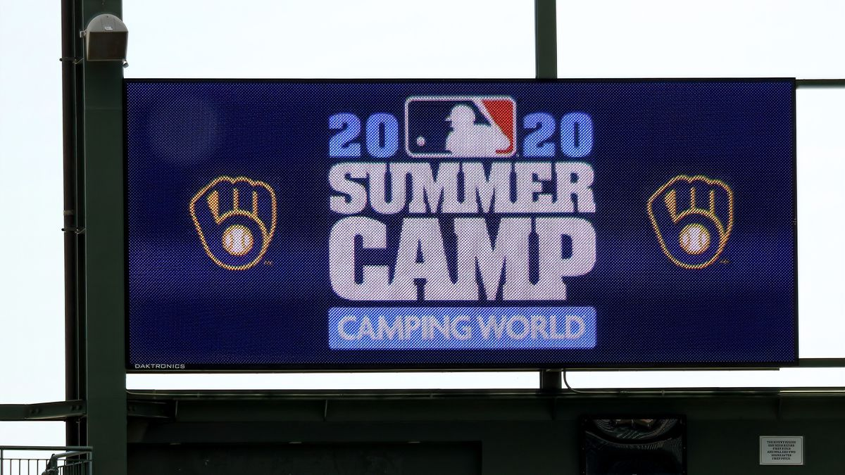 Milwaukee Brewers Summer Workouts