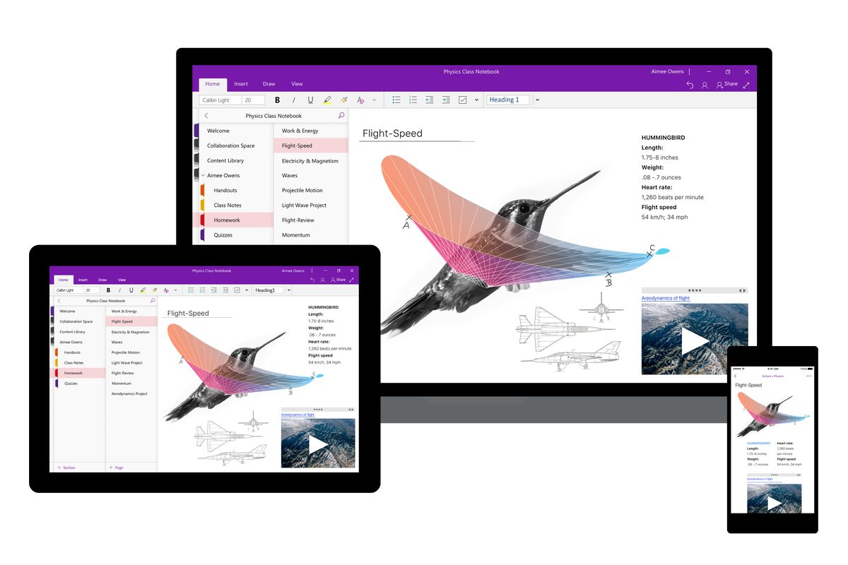 Microsoft Office 2019 kills off OneNote desktop app in favor of