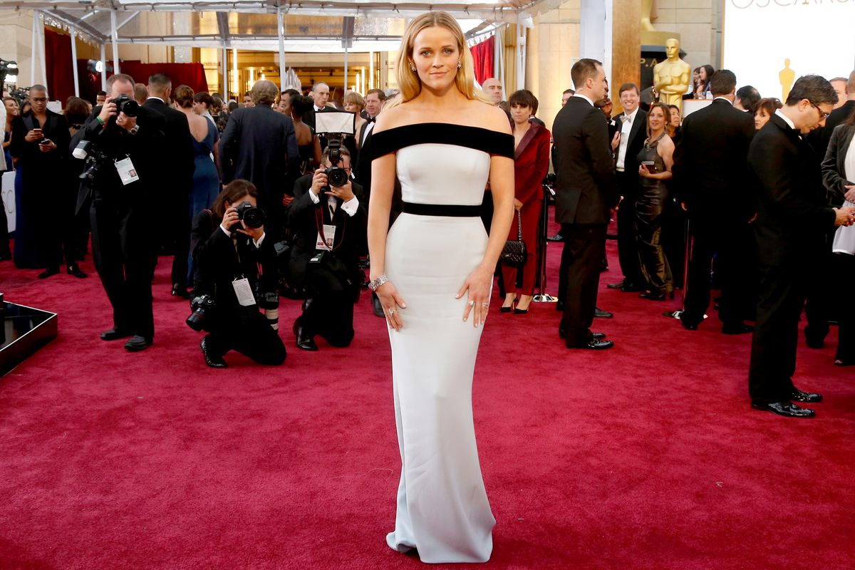 Reese Witherspoon on the red carpet. Photo: Getty