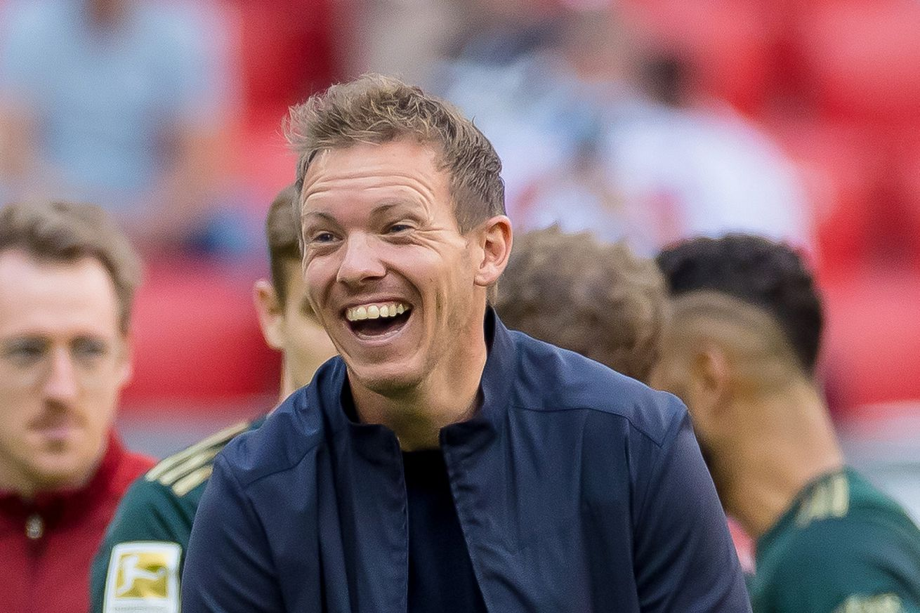 Bayern Munich grinds under Julian Nagelsmann in hopes of gaining another edge