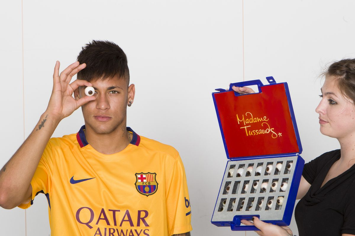 Neymar To Receive New Figure For Madame Tussauds Orlando