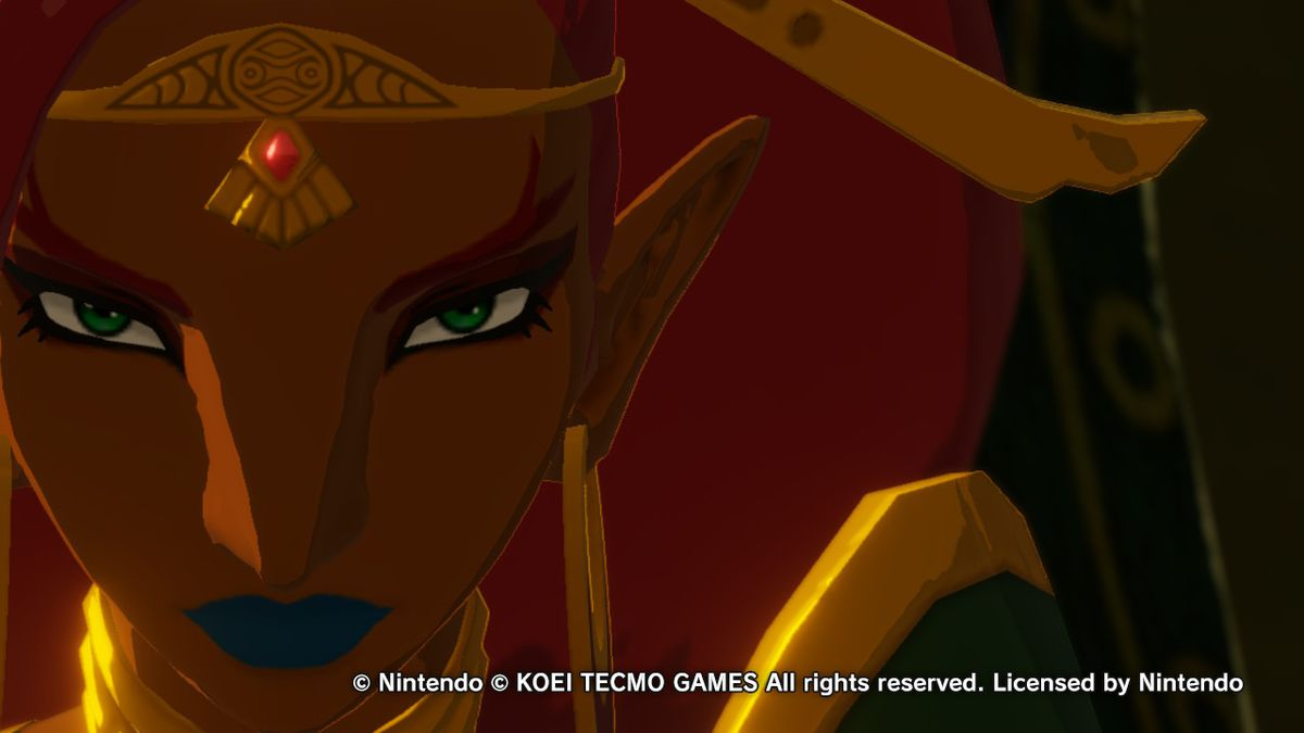 Urbosa from Hyrule Warriors: Age of Calamity