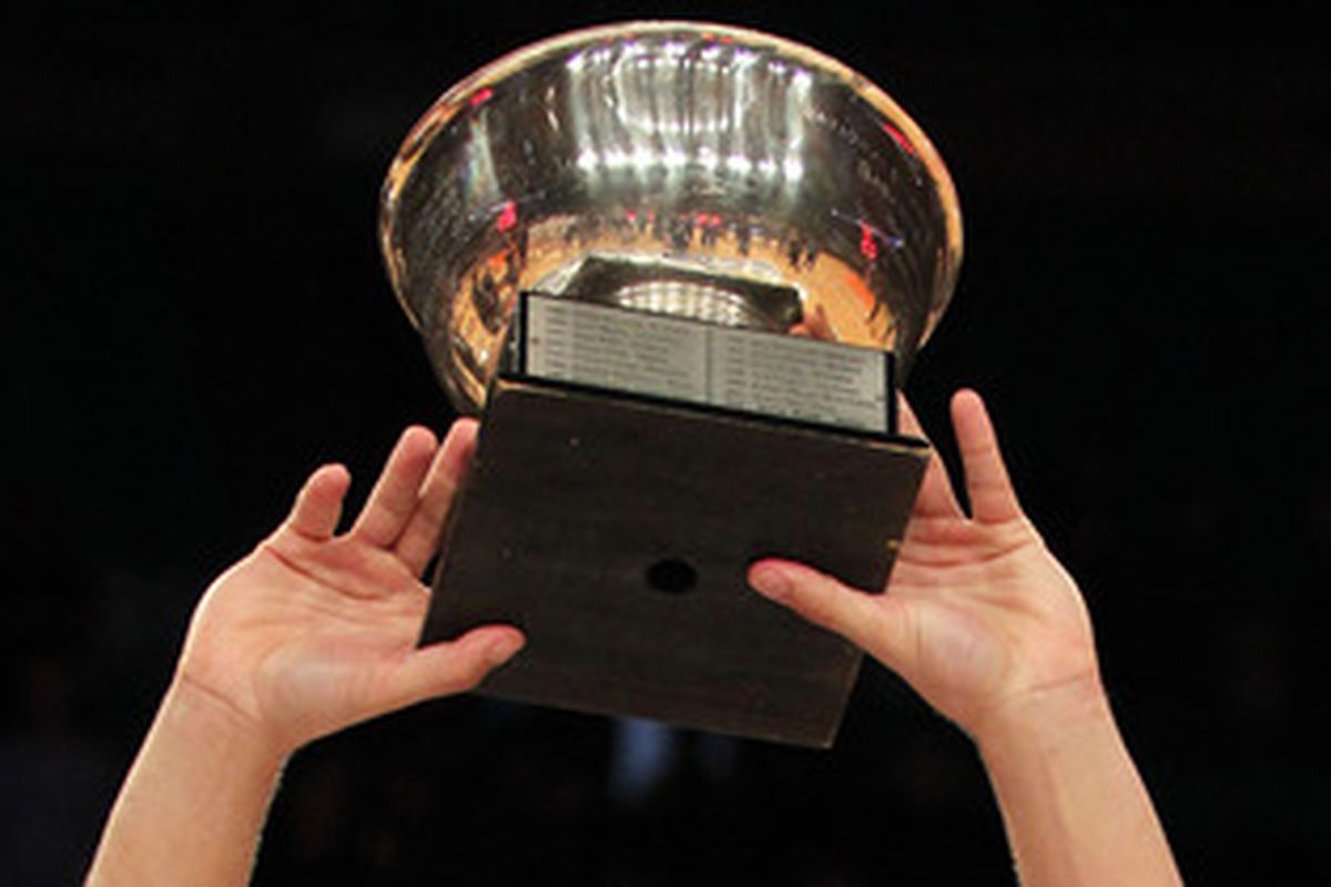 The NIT Cup, I guess!