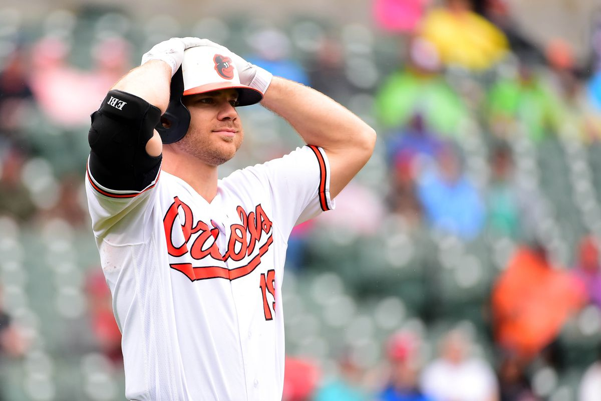 MLB: Philadelphia Phillies at Baltimore Orioles