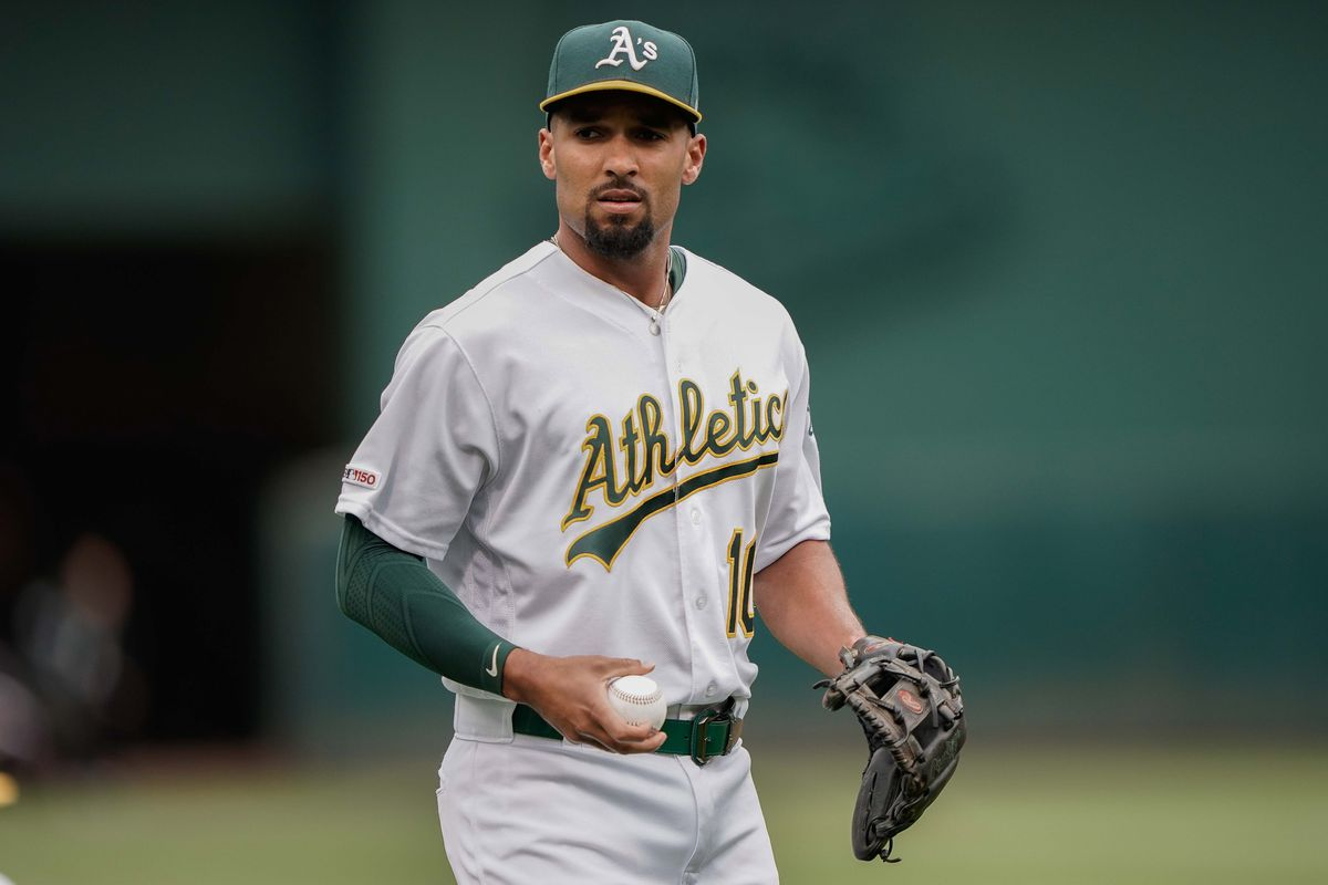 Marcus Semien has become a legitimate leadoff hitter - Athletics Nation