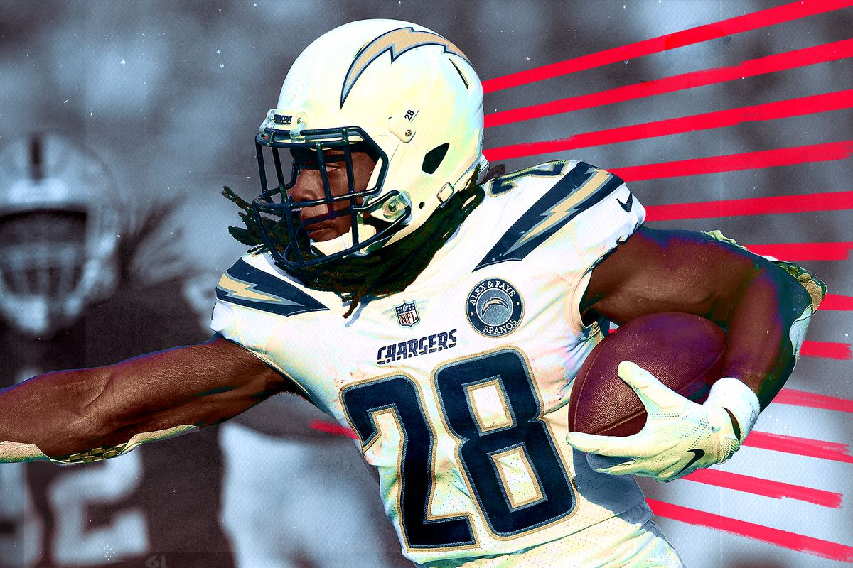 brand new d15a6 8eaf8 Should the Chargers give Melvin Gordon the contract he wants ...