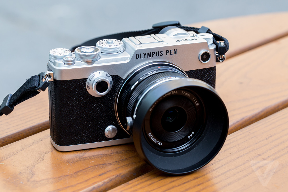 Olympus Pen-F review: a marvelous marriage of old and new