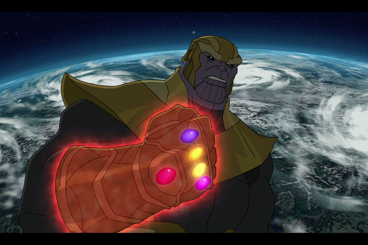"Disney XD's ""Avengers Assemble"" - Season Two"