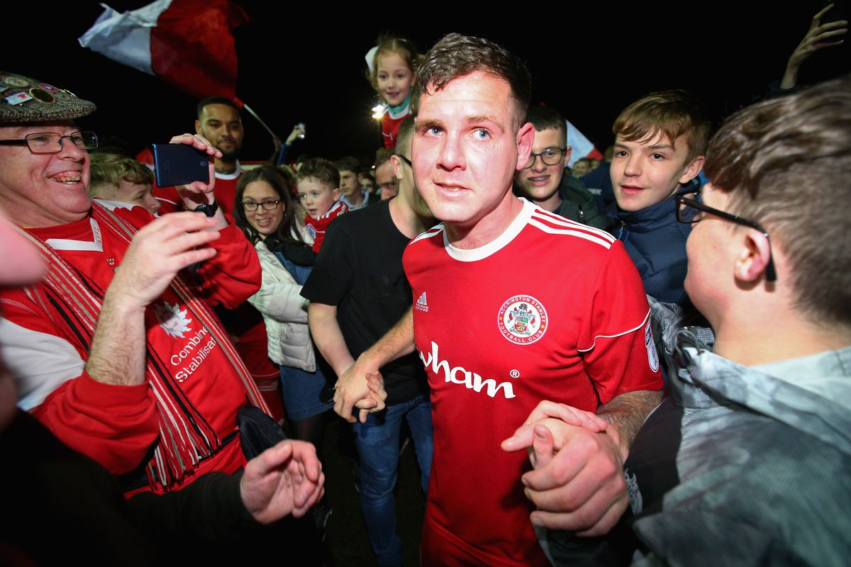 Accrington Stanley v Yeovil Town - Sky Bet League Two