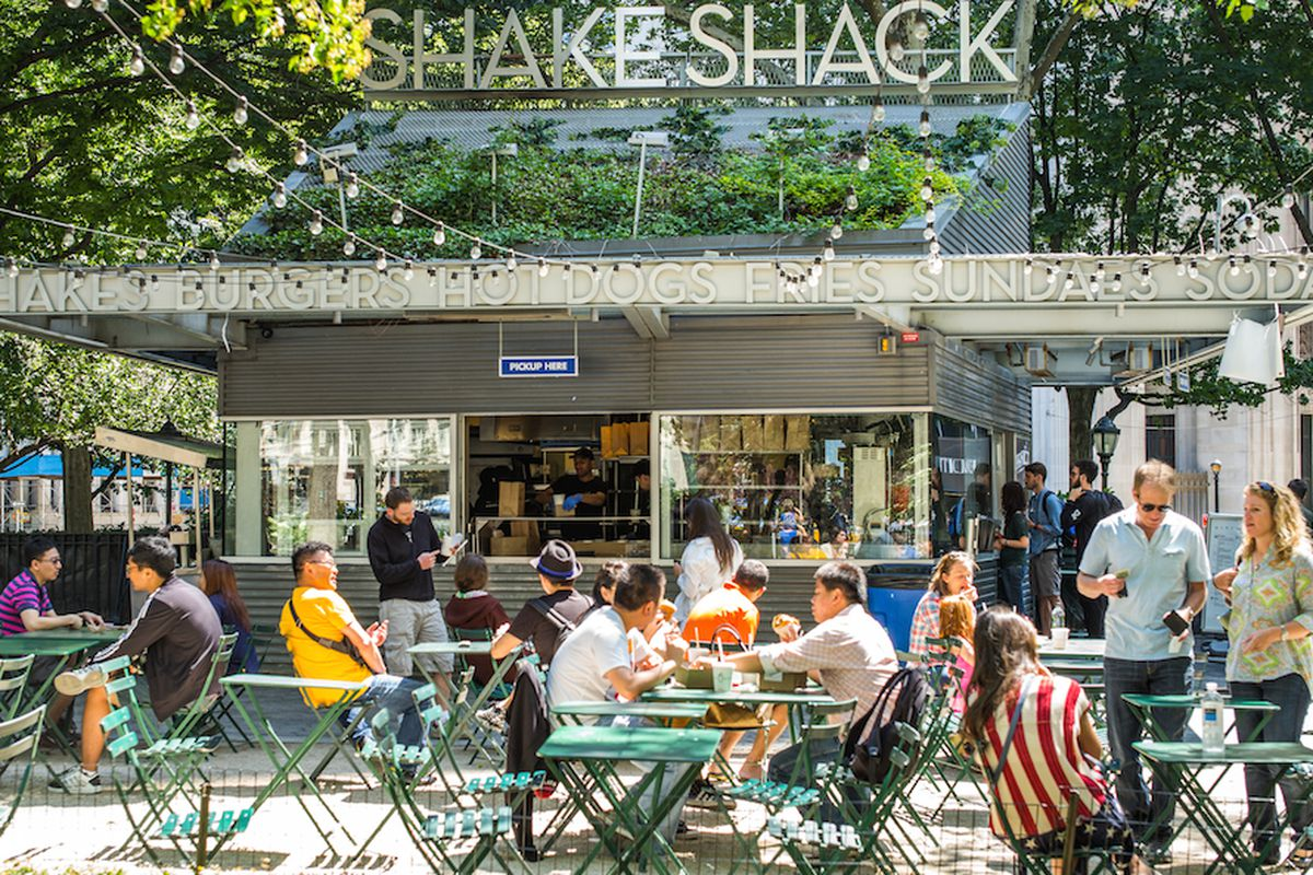 Shake Shack Will Open In West Hollywood In 2016 Eater