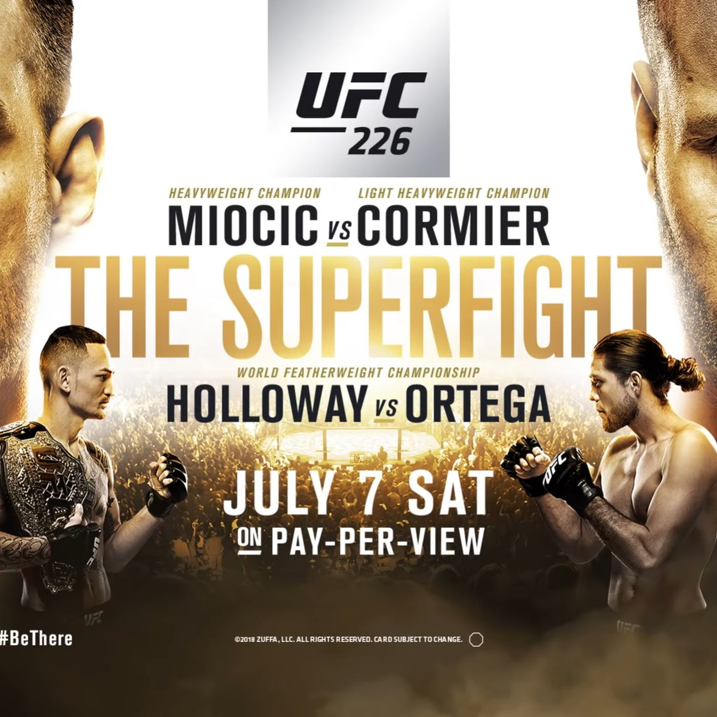 UFC 226 video: Check out the s...