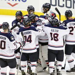 Vermont Catamounts vs UConn Men's Hockey