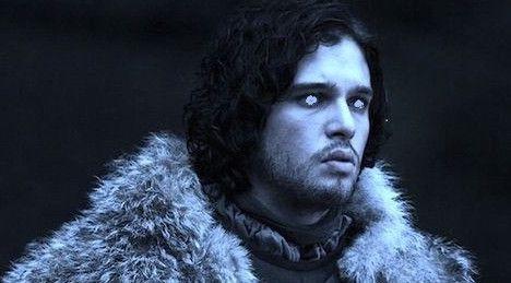 Zombie Jon Snow