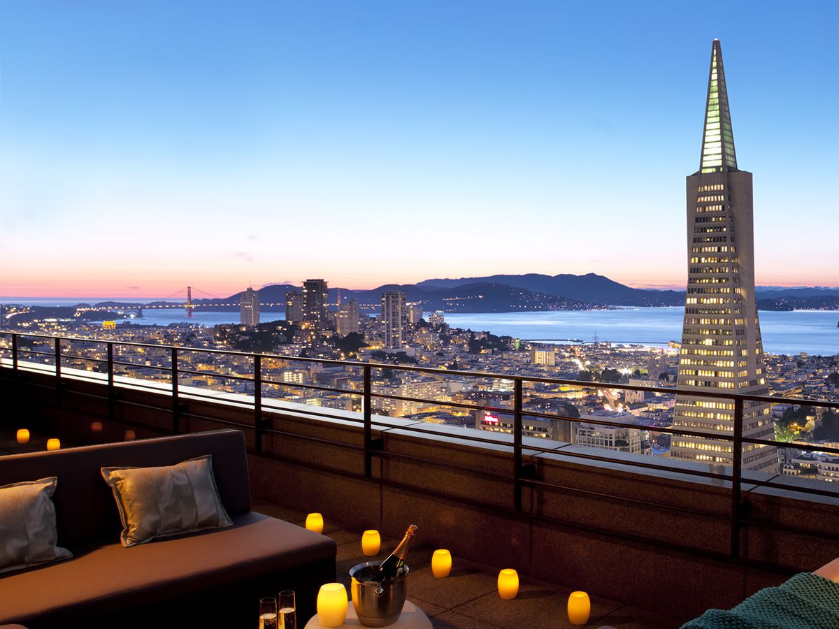 The Bay Area S Best Rooftop Bars And Restaurants Eater Sf