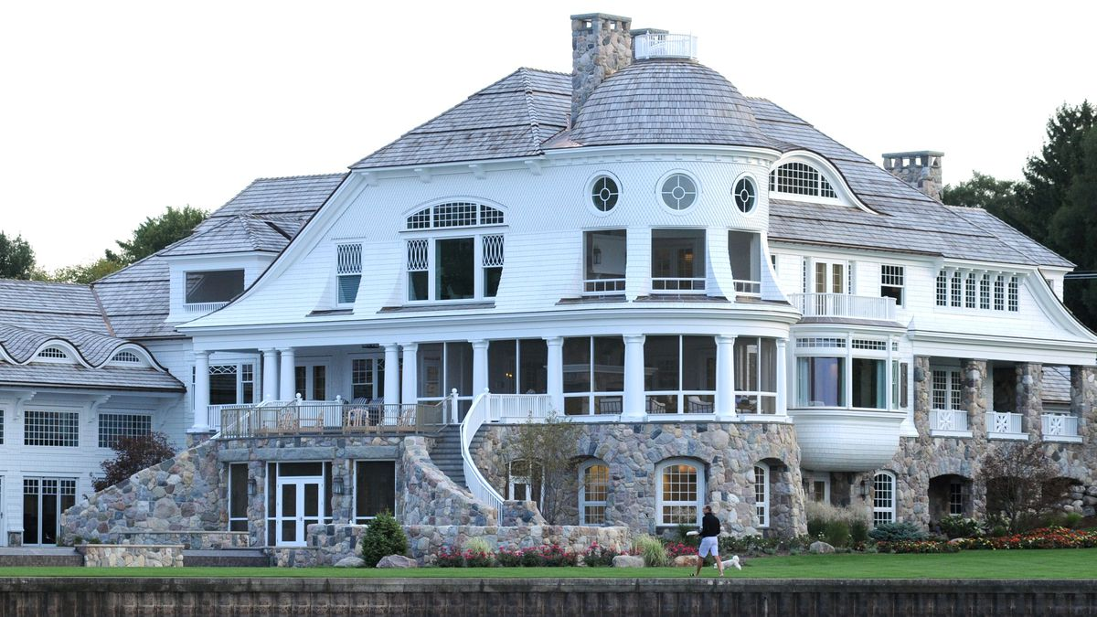 Betsy DeVos's summer home deserves a special place in McMansion Hell