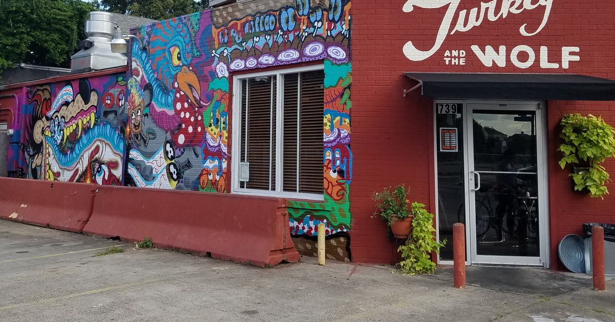 Here S A Guide To Dining In The Lower Garden District Lgd Eater New Orleans
