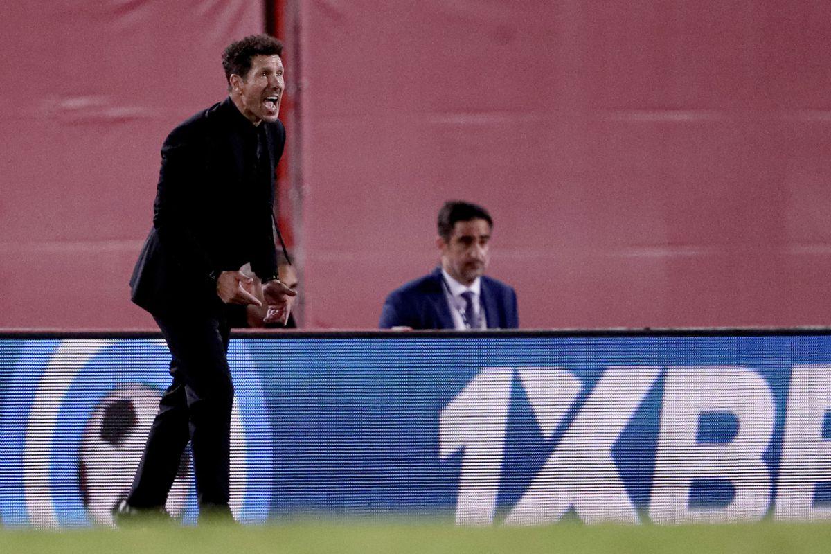 Real Mallorca v Atletico Madrid - La Liga Santander
