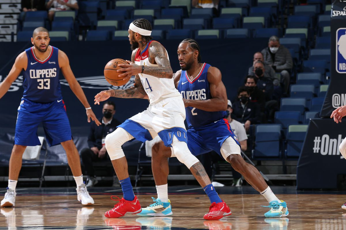 LA Clippers v New Orleans Pelicans