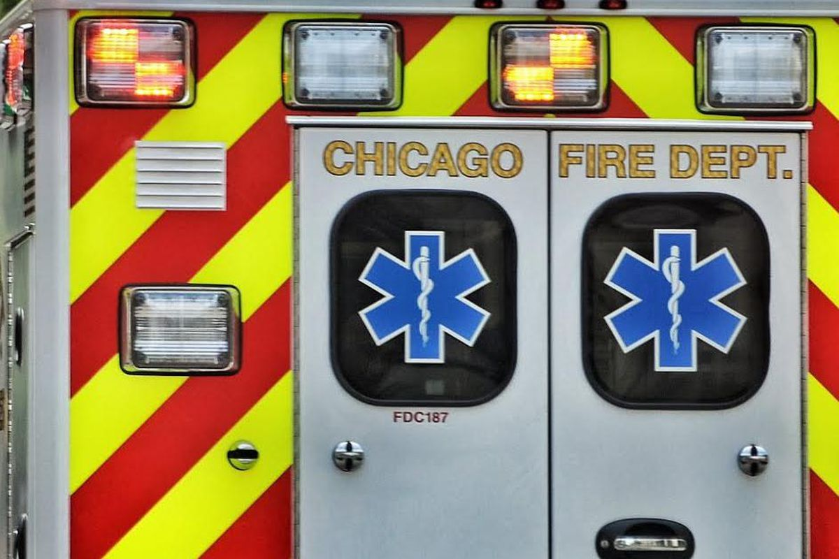 Officials: Worker loses arm in River North construction
