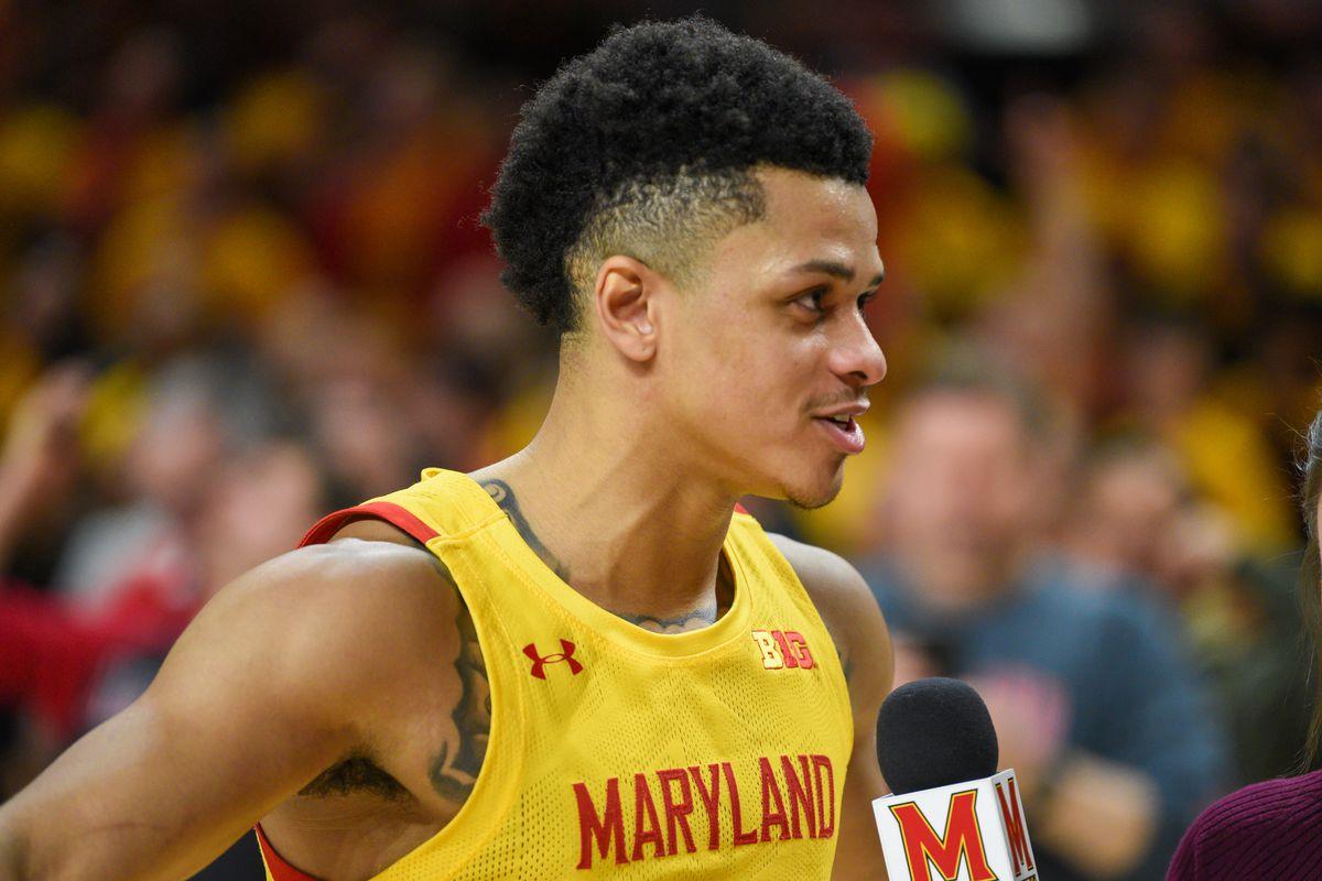 Anthony Cowan Jr, Illinois, Maryland men's basketball