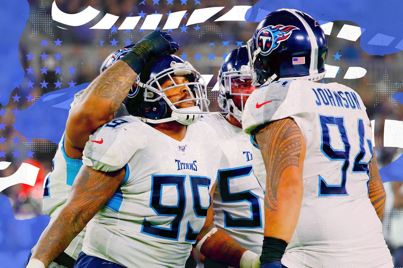 titans.0 - Jurrell Casey is fueling the Titans' playoff run by stirring up chaos