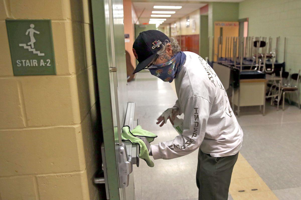 Sanitation Procedures to Send Kids Back to School
