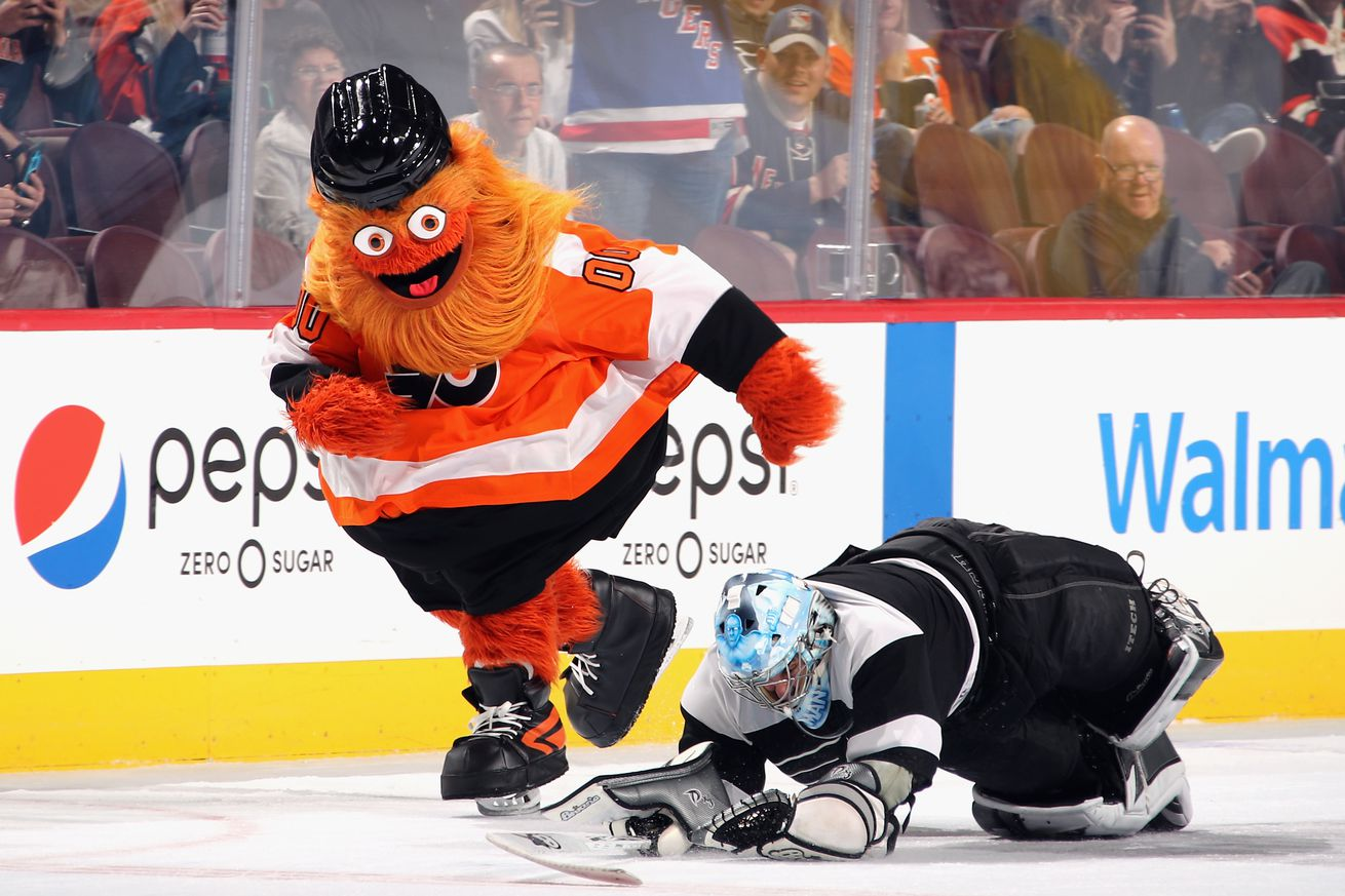 gritty became a leftist meme because philly loves a righteous hooligan