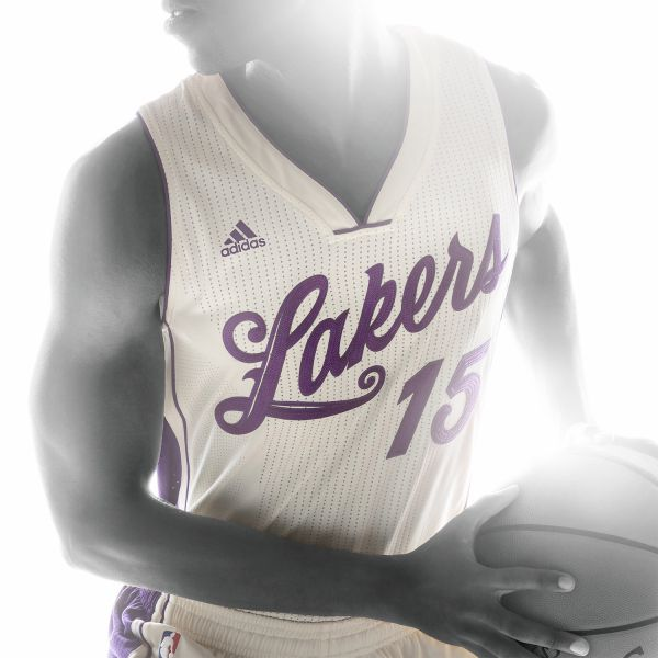 7d5ce2455a8a Here s the first look at the Lakers  beautiful new NBA Christmas Day ...