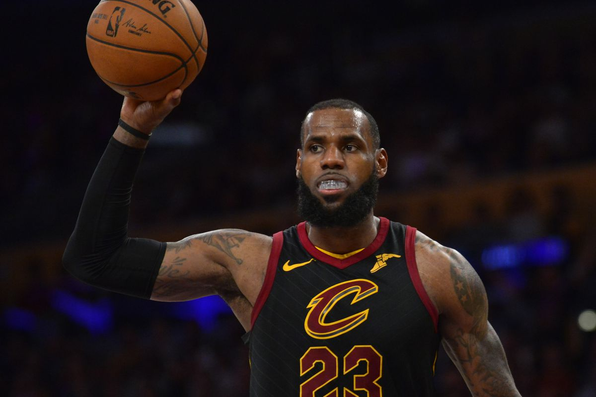 81f9ad051d4 NBA Free Agency Rumors  LeBron James is not pressuring Lakers to acquire  Kawhi Leonard