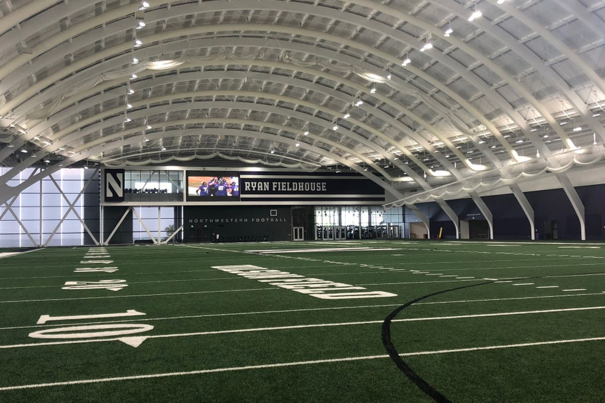 Northwestern New Sports Facility Among Nations Best Photos