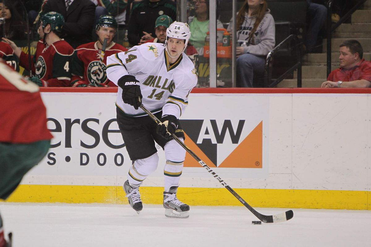 With the next CBA uncertain, Jamie Benn's next contract is up in the air.