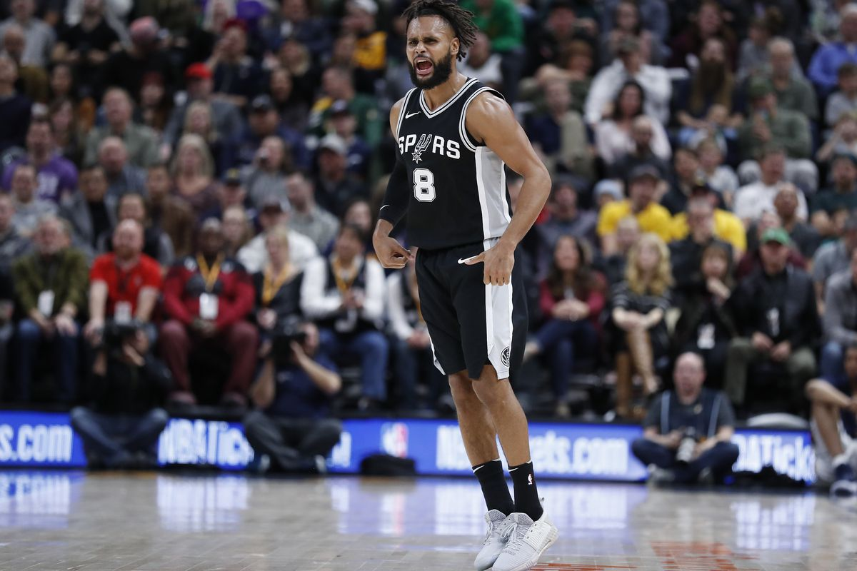 Patty Mills And The Shoes That Mean Something Pounding