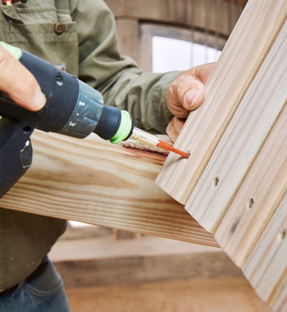 Summer 2021, Build It, Adirondack chair, step 9