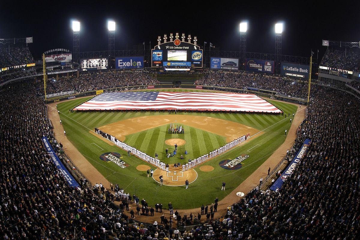 2005 World Series Game 1: Houston Astros v Chicago White Sox