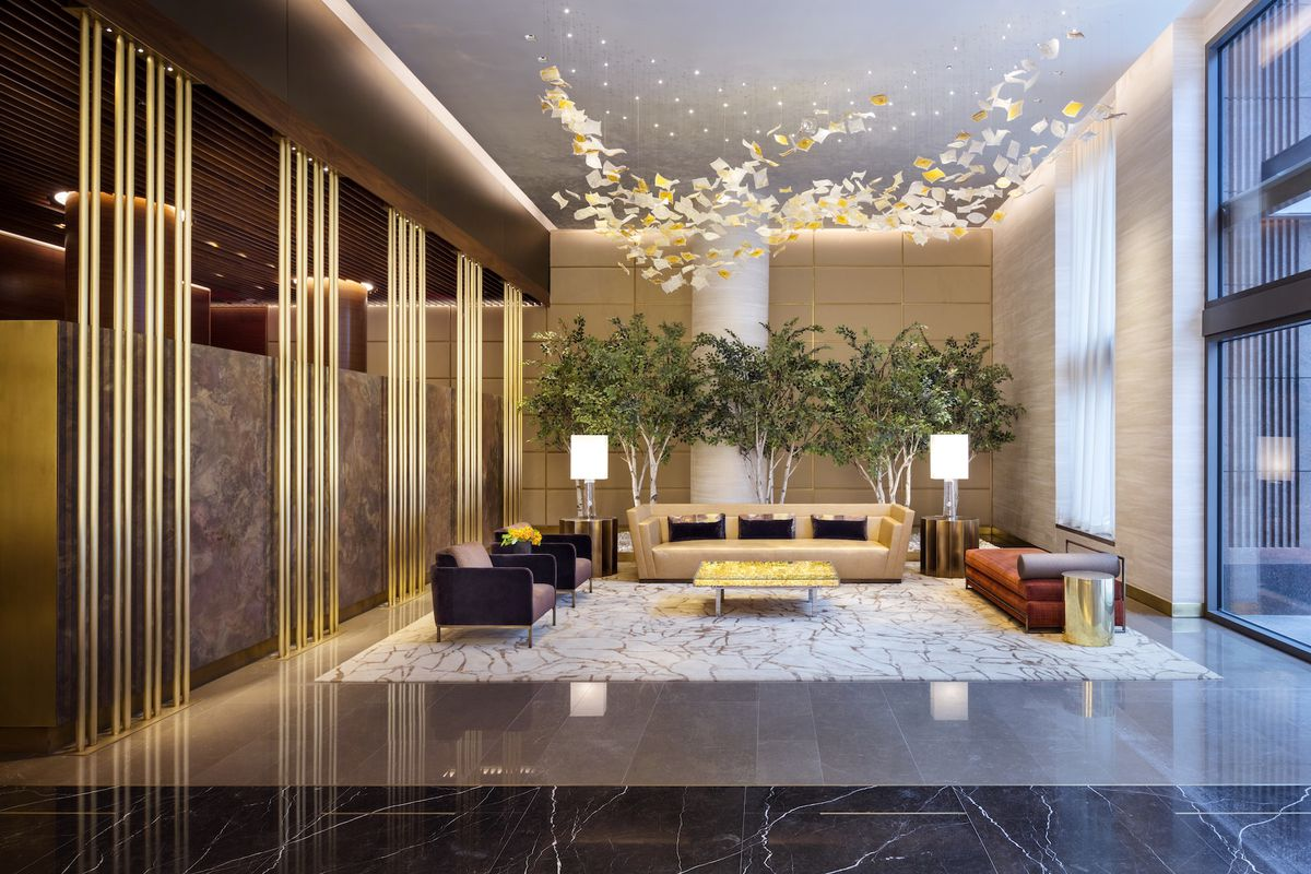 Image result for hudson yards luxury apartments