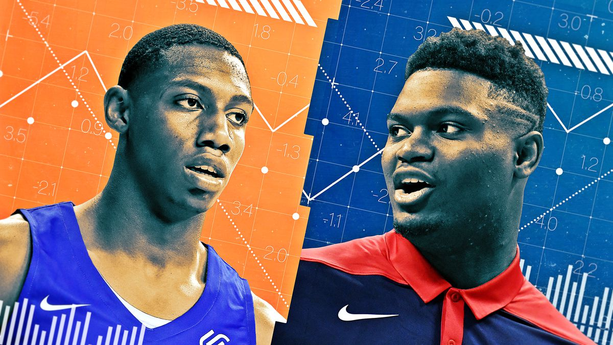 NBA Young Core Rankings - The Ringer