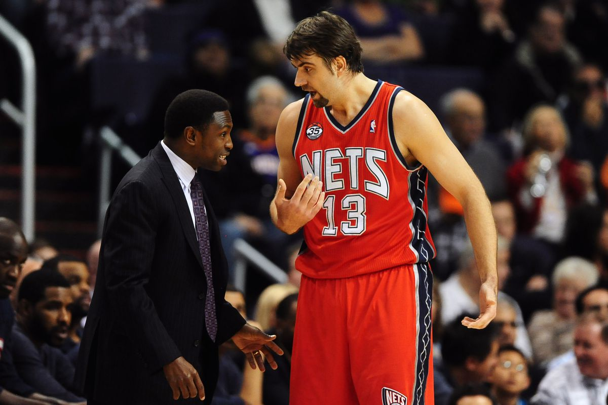 """""""What? I played for the Nets? When did this happen?"""""""