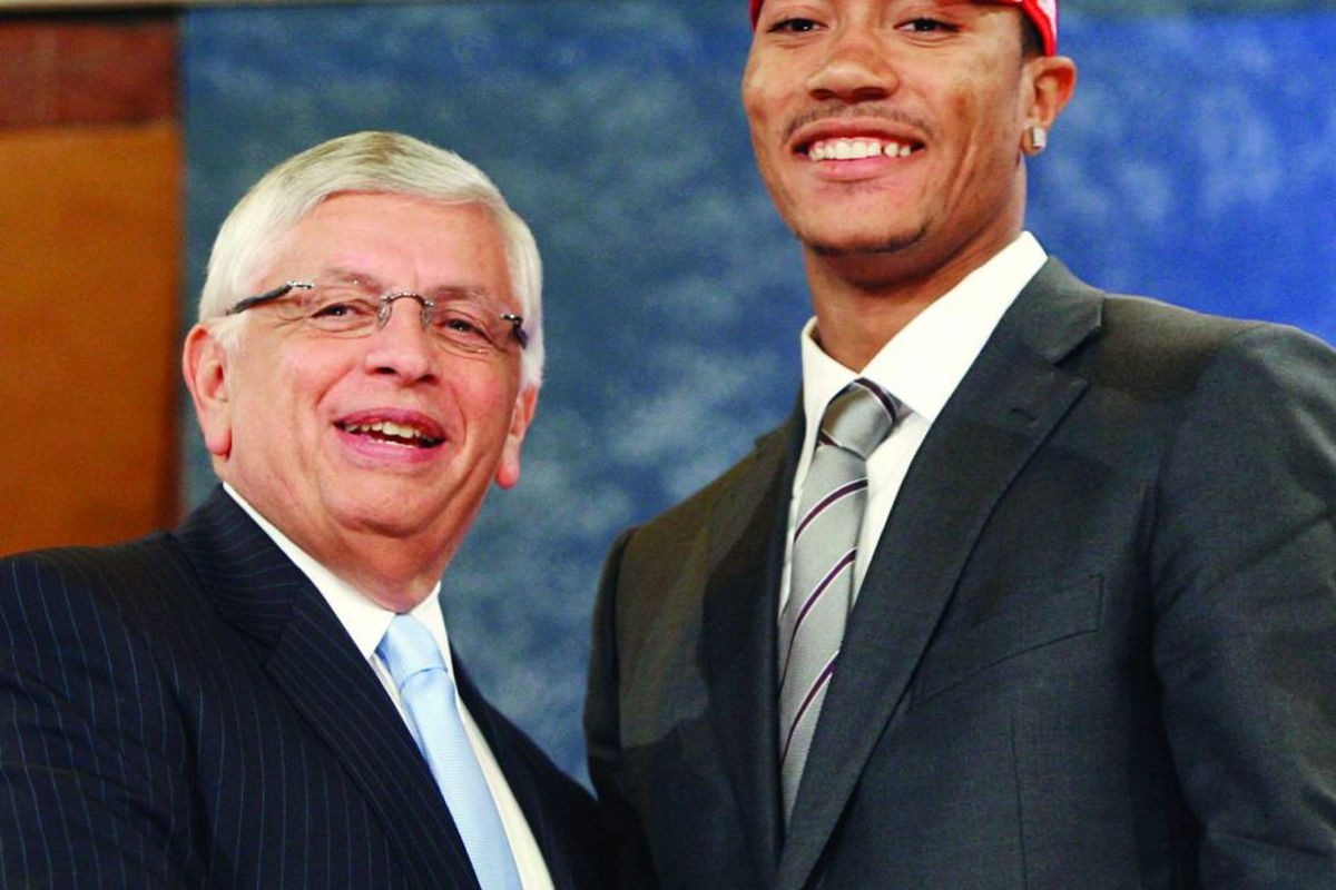 2154087f901 NBA commissioner David Stern