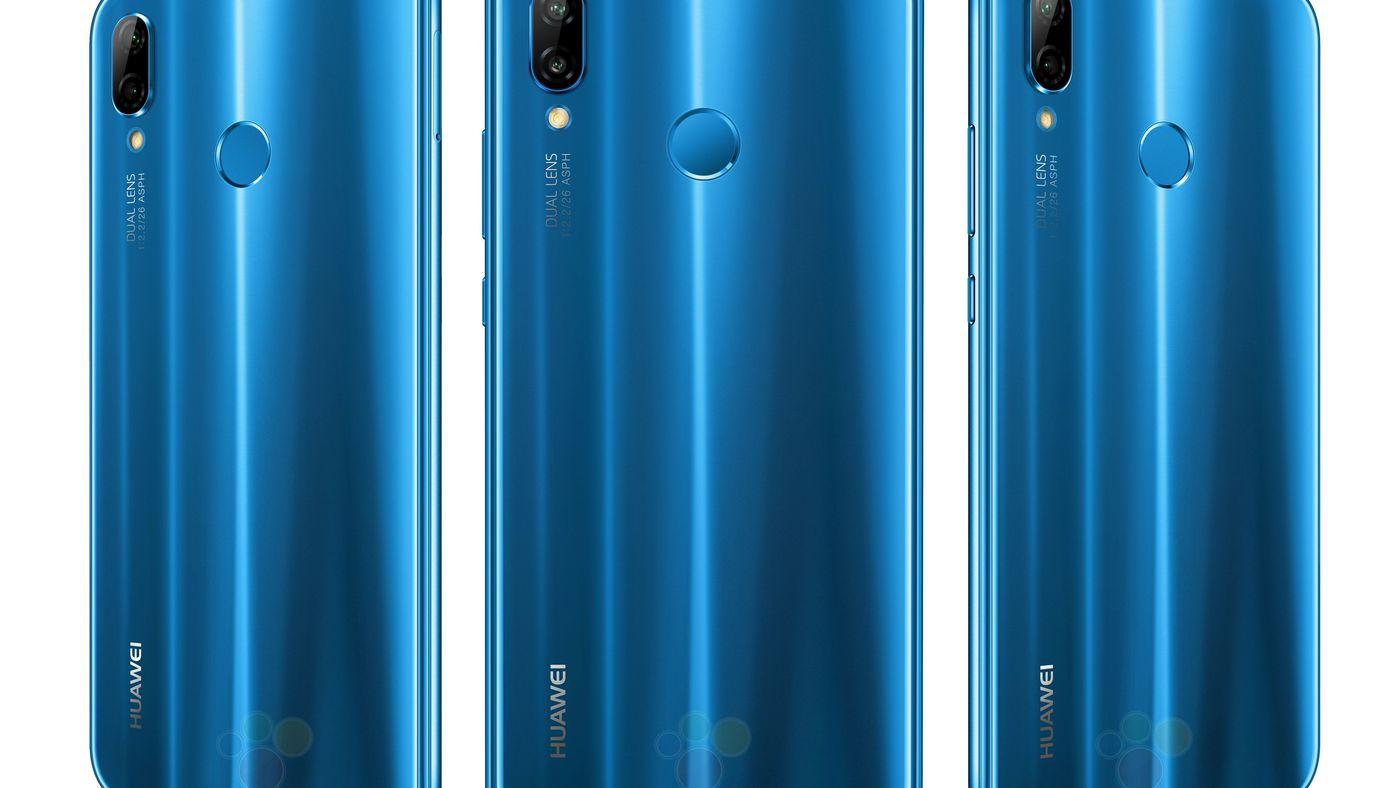 Huawei's P20 Lite makes video leak debut - The Verge