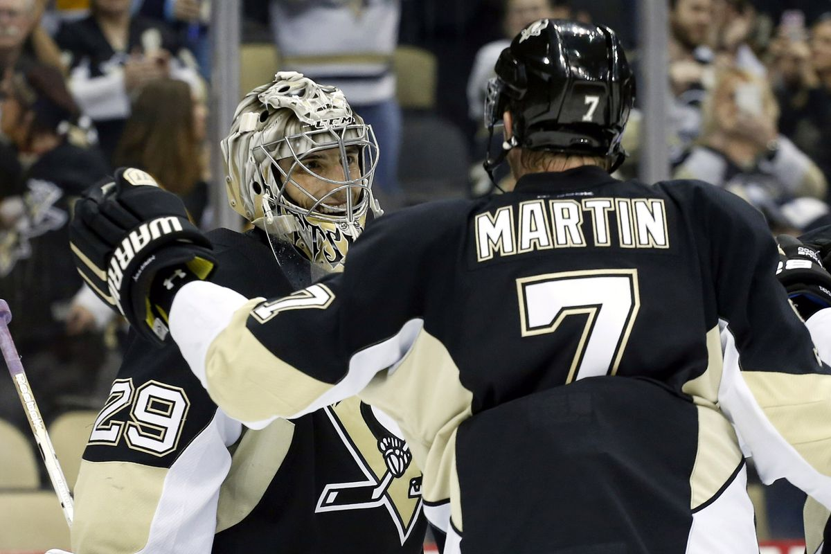 Winners of four straight, Pittsburgh is back atop the Metropolitan Division