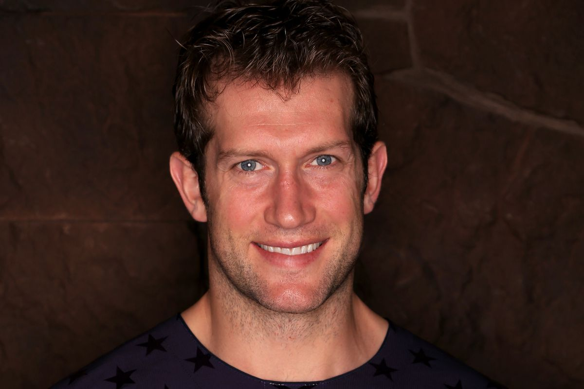 David Backes is America. And so can you.