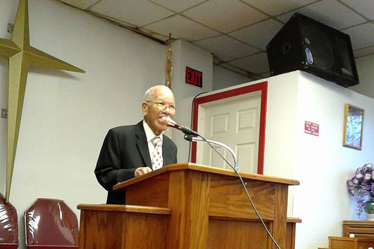 Bishop Jerome Norman passed away from the coronavirus at the New York State Veterans Home in St. Albans, Queens.