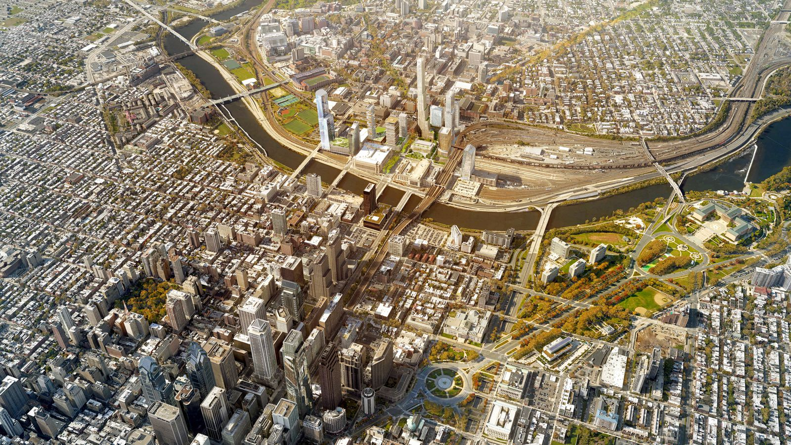 Here S Your Philly Megadevelopment Cheat Sheet Curbed Philly