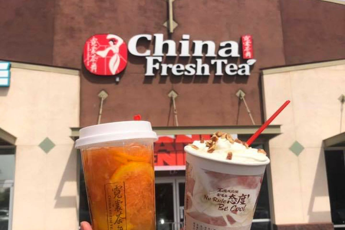 China Fresh Tea