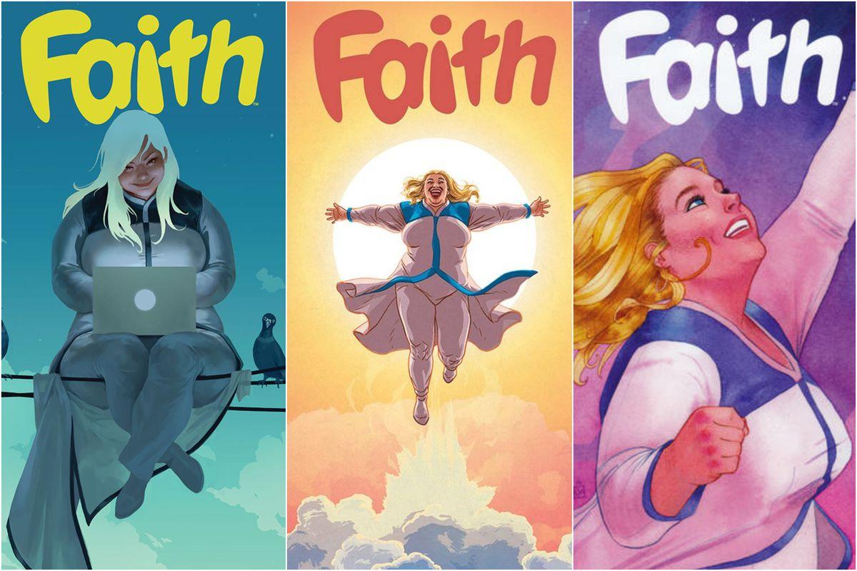 Image result for faith superhero