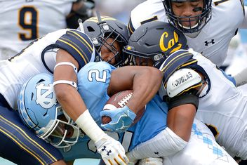 dff5725f2 UNC players suspended for opener against Cal.