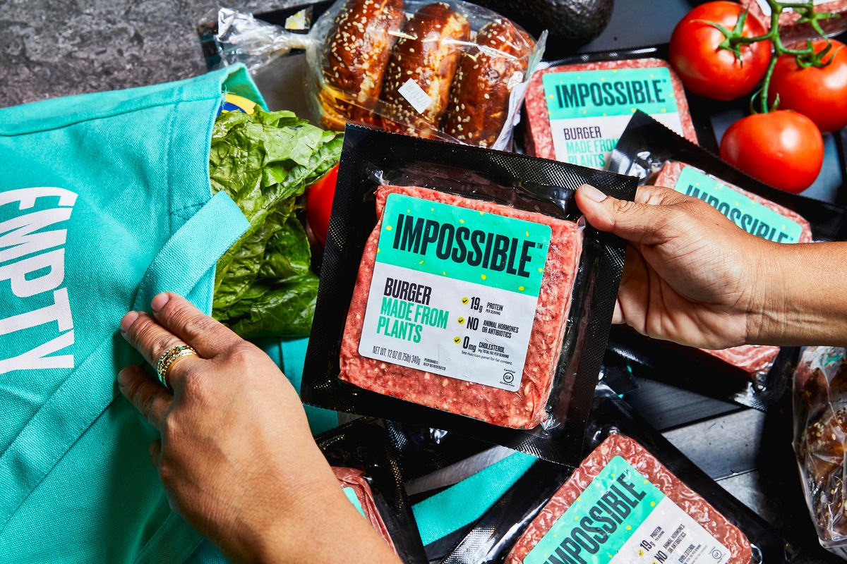 A first glance at thenutrition labelshows Impossible Burgers are almost identical to traditional beef burgers.One difference is the amount of sodium in a traditional beef burger versus an Impossible Burger.