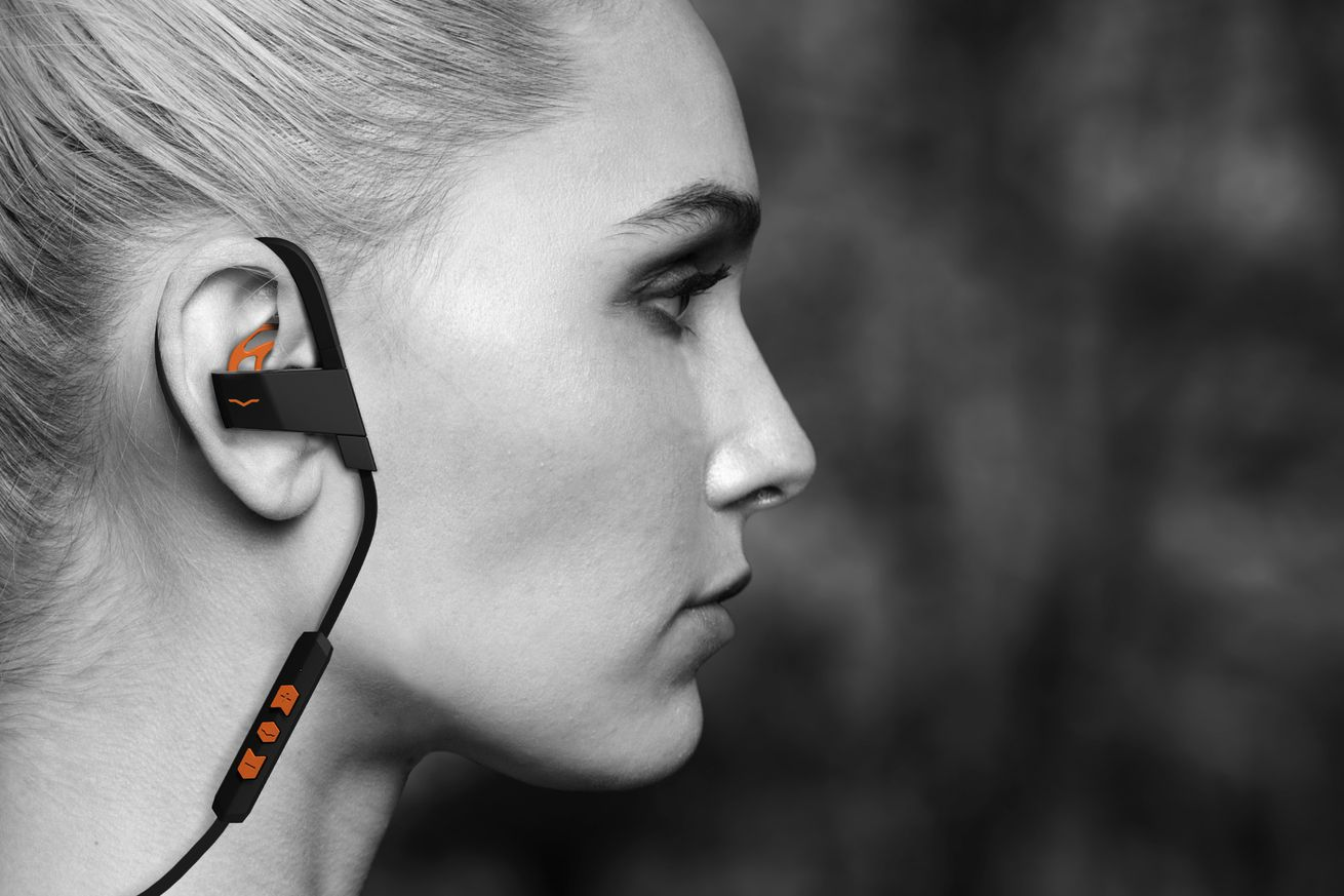 v moda s new bassfit earphones enter the fitness game for 130