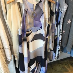 Kenzo printed dress, $199 (from $755)