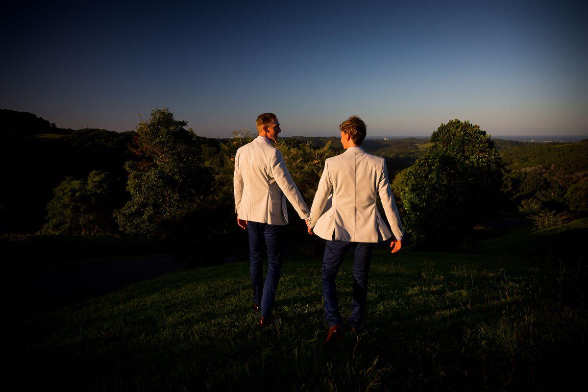 AUSTRALIA-GAY-POLITICS-MARRIAGE
